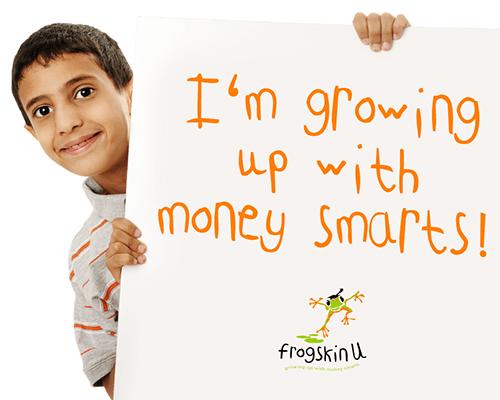 FrogskinU-about-money-smarts-child